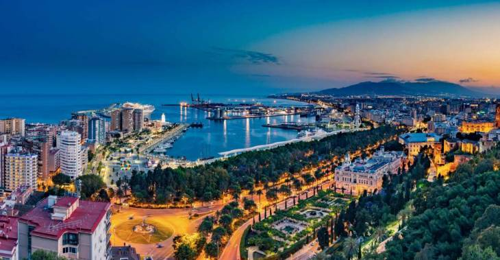 El puerto de Málaga adjudica el proyecto de una marina de lujo ...