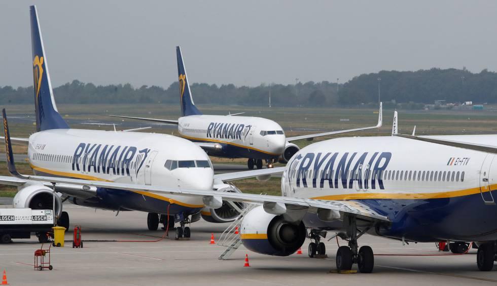 Ryanair recupera el liderazgo en los cielos europeos frente a una Lufthansa más cauta