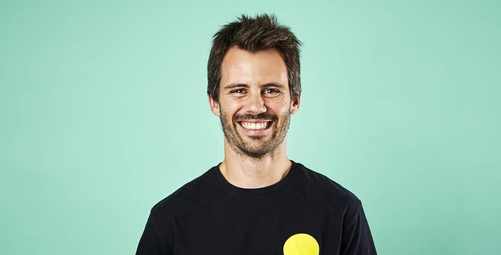 Pepe Borrell, director en España de Crowdcube, plataforma británica de crowdfunding.