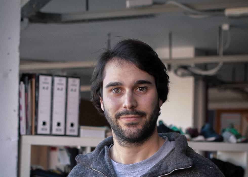 Alberto Espinós, CEO de Tropicfeel. La firma de calzado lleva recaudadas 920.000 libras en Crowdcube