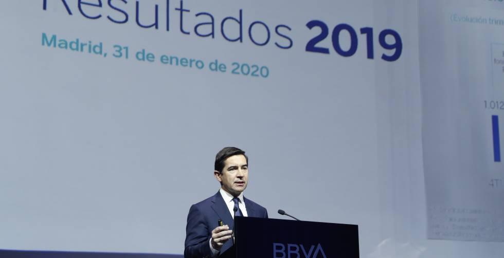 Carlos Torres Vila, presidente de BBVA