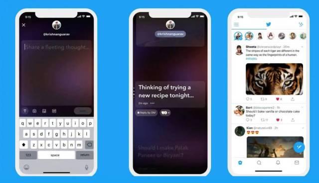 Twitter introduce Fleets, stories temporales como Instagram que caducan  tras 24 horas   Lifestyle   Cinco Días