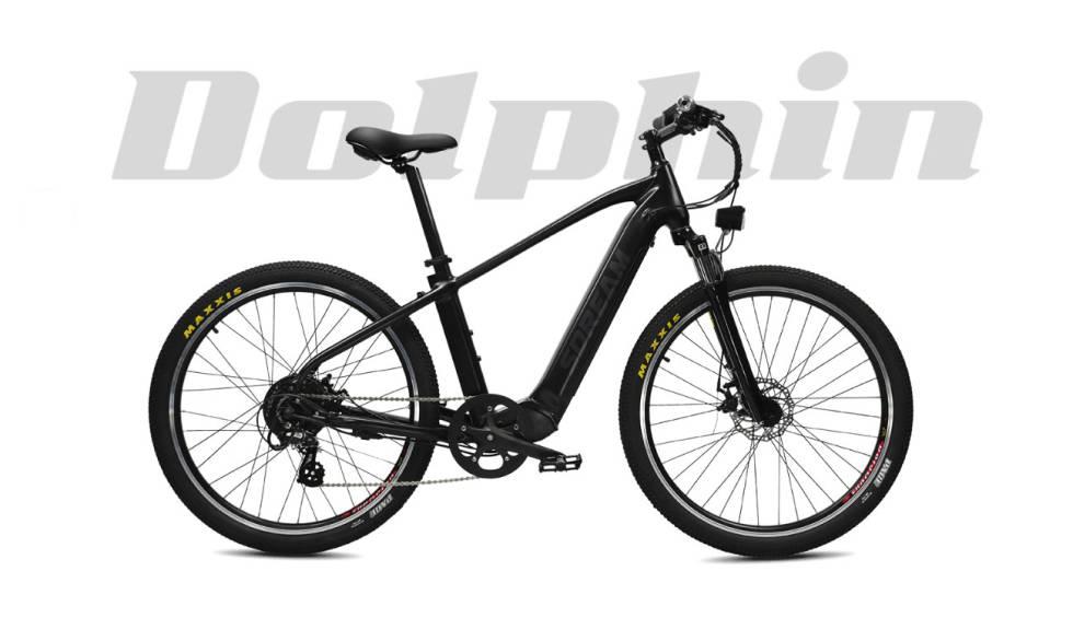 SDREAM Dolphin. la bici eléctrica 'crossover' con sistema antirrobo   Motor   Cinco Días