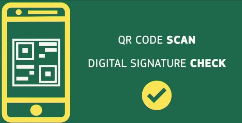 Covid Passport: European Union Digital Green Certificate