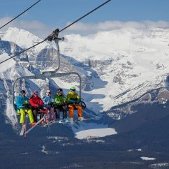 Ski Lift Chairs For Sale Chair Rentals Phoenix Mt Norquay Lake Louise And Sunshine Village Trail Maps