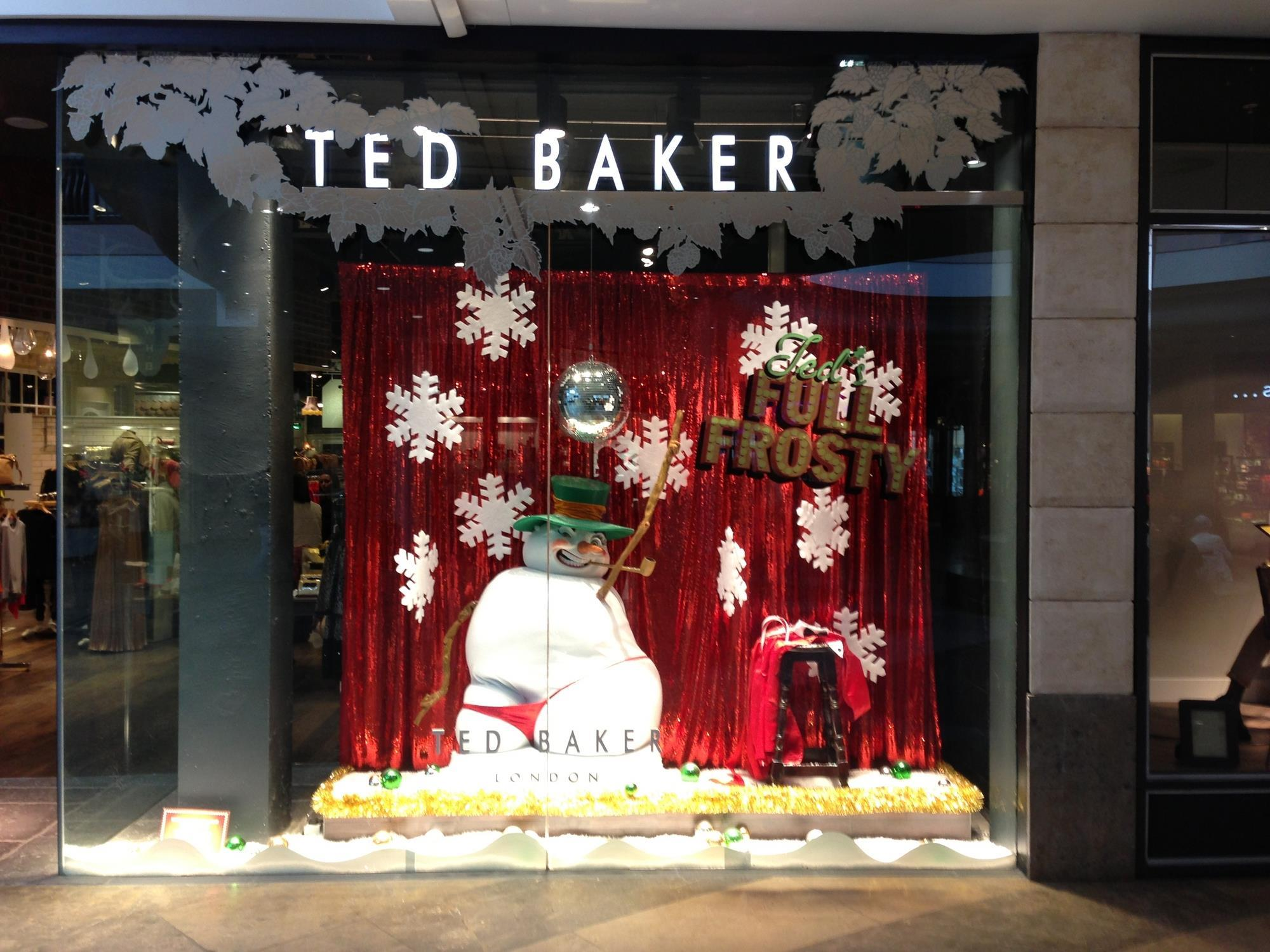 In Pictures Christmas Window Displays Photo Gallery Retail Week