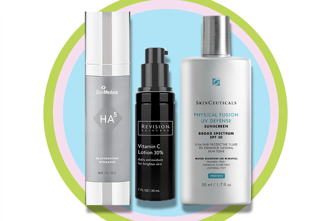 Dermatologist Skin Care Products