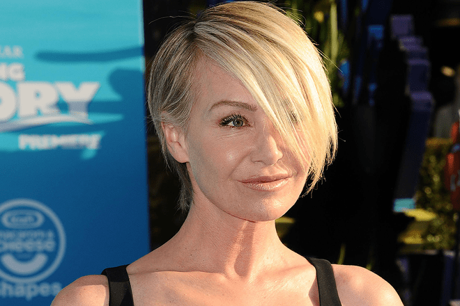 Portia De Rossi SEVEN Hair Care