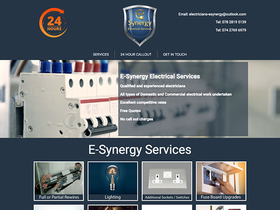 Websites-E-Synergy