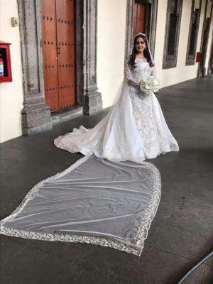 FOTOS de la boda de Iris Vianey Mendoza
