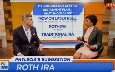 The Difference Between a ROTH and Traditional IRA
