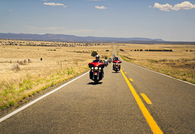 Western Highlights guided motorcycle tour