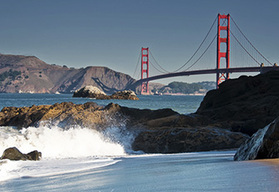 Wild West Guided Motorcycle Tour, San Francisco
