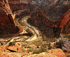 Las Vegas National Park self drive motorcycle tour - St George
