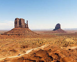 Route 66 Guided Motorcycle Tour 8 days , Monument Valley