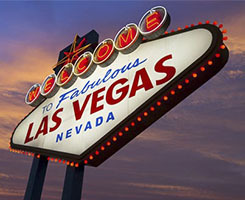 Route 66 Guided Motorcycle Tour 8 days, Las Vegas