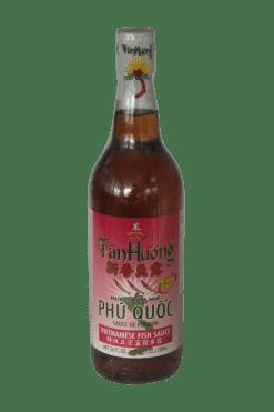 Tan Huong Vietnamese Fish Sauce (Pink Label)