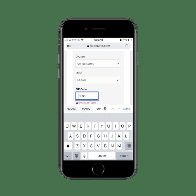 Hootsuite fournit aux utilisateurs un rouge en ligne