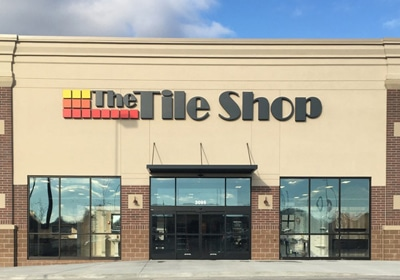 the tile shop sets new sales record in