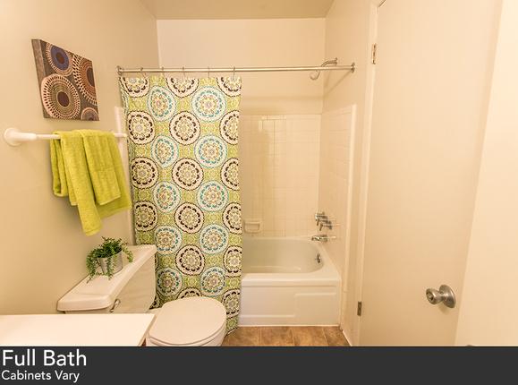 Schooner Cove Apartments in Ypsilanti MI  2 Bed Apts