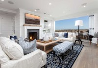 Cape Cod Inspired Beach Cottage  Home Bunch  An Interior ...