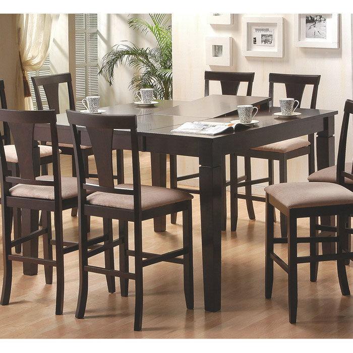12 off counter height tables dining room sets home for Kitchen island table with chairs