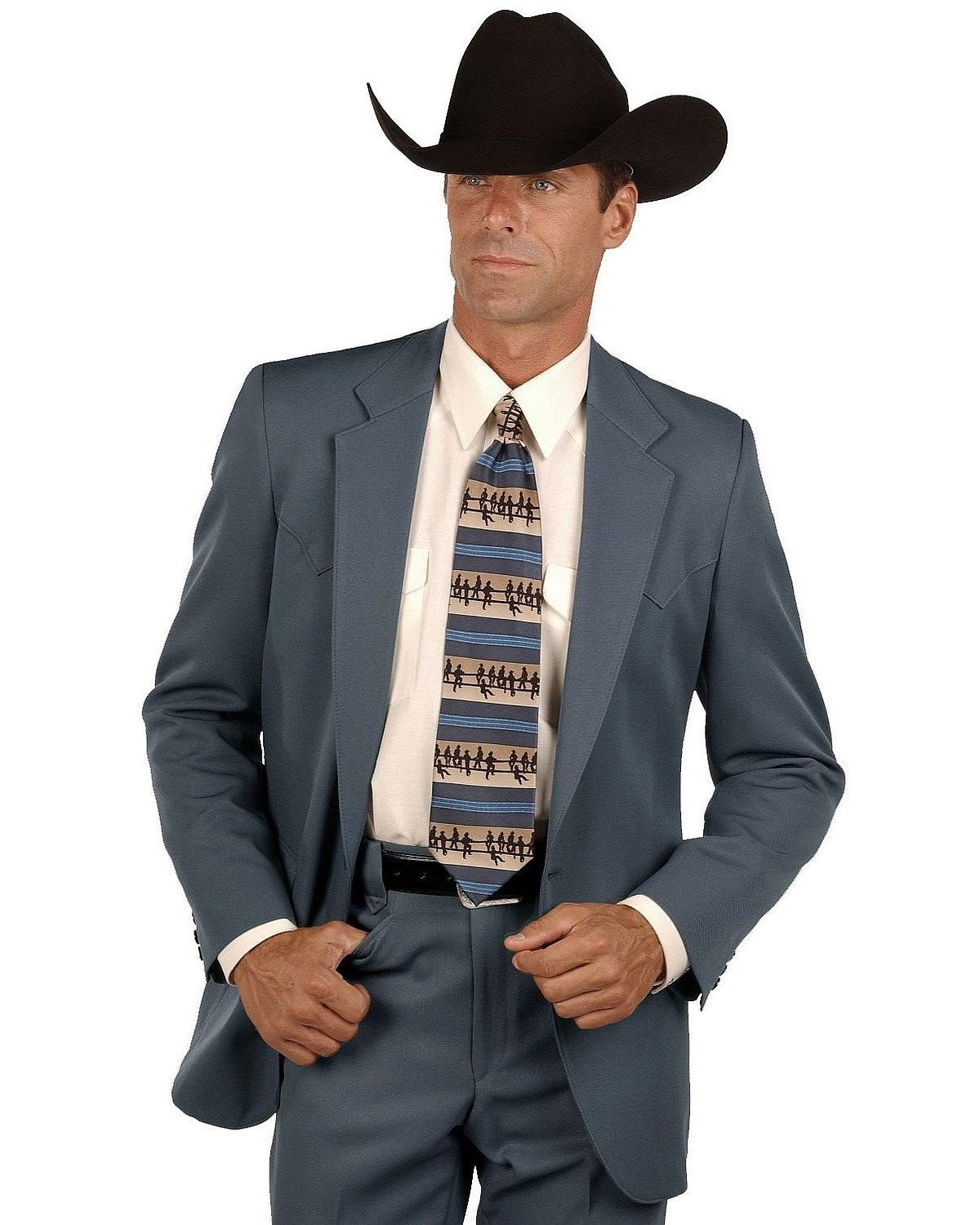 Circle S Mens Lubbock Suit Coat Big And Tall  CC459385