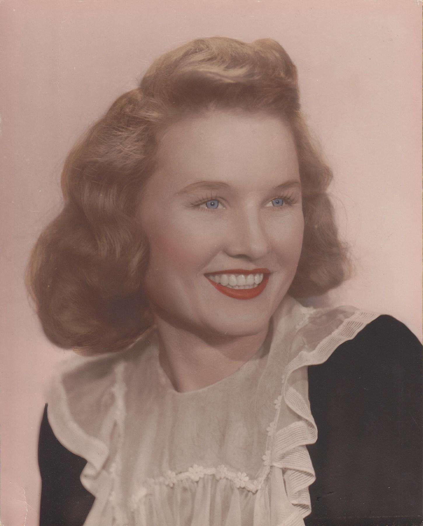 Mrs Ruth E Lawrence Obituary Virginia Beach VA