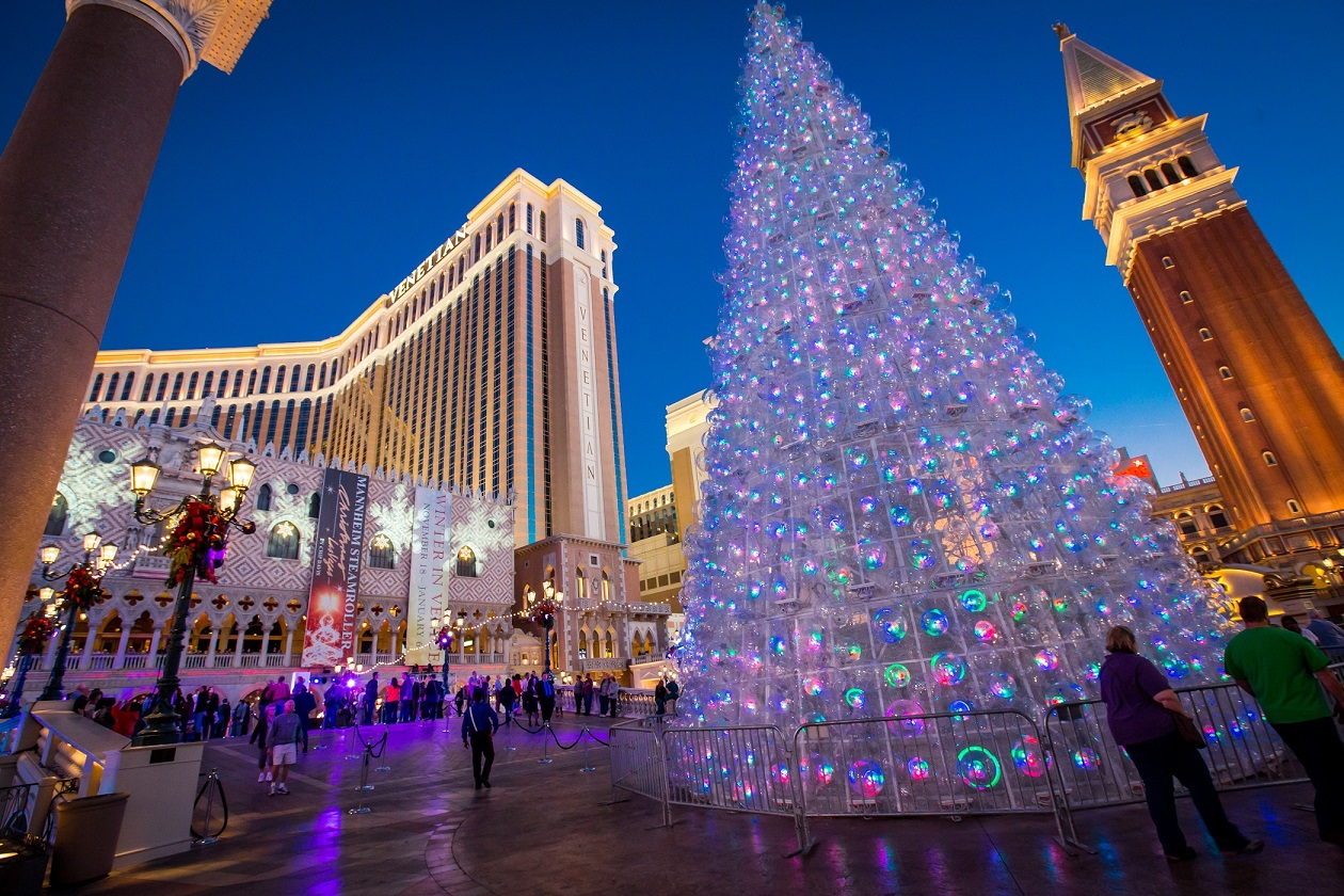When Is It The Best Time To Visit Las Vegas During Winter
