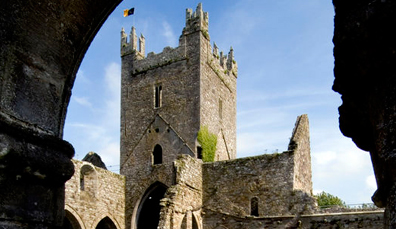 Jerpoint Abbey, County Kilkenny