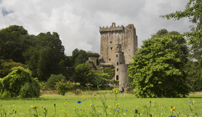 8. Blarney Castle in county Cork