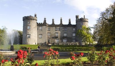 5. Kilkenny Castle in county Kilkenny