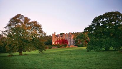 Castlewellan Castle, County Down