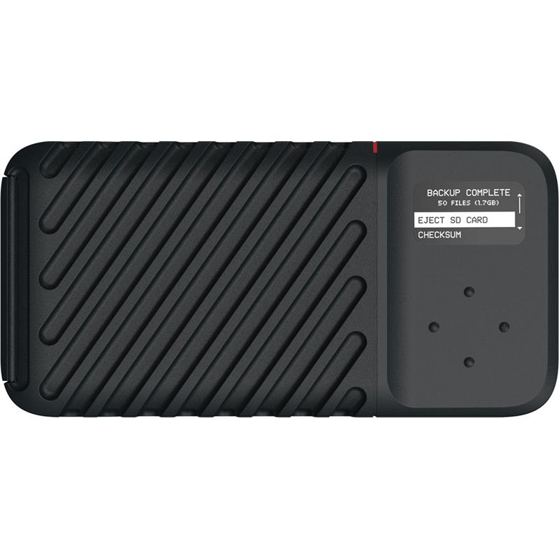 GNARBOX 2.0 SSD Backup Device (256GB)
