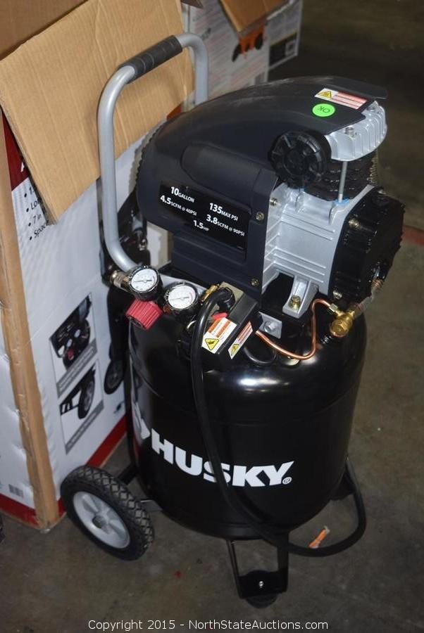 Husky Air Compressor 3 Gallon