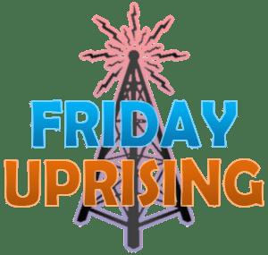 Friday Uprising Homepage