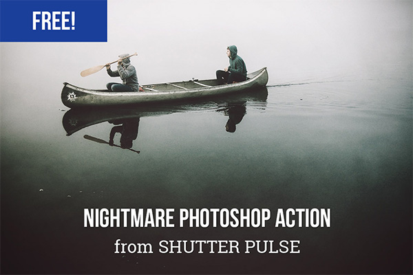Nightmare Photoshop Action
