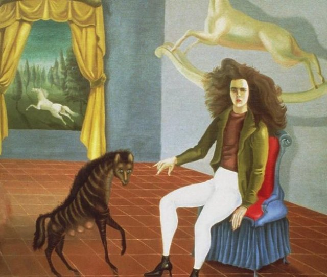 The Other Art History The Overlooked Women Of Surrealism