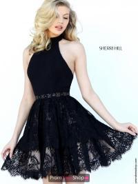 Sherri Hill Short Dress 50634 | PromDressShop.com