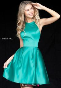 Sherri Hill Short Dress 51273 | PromDressShop.com