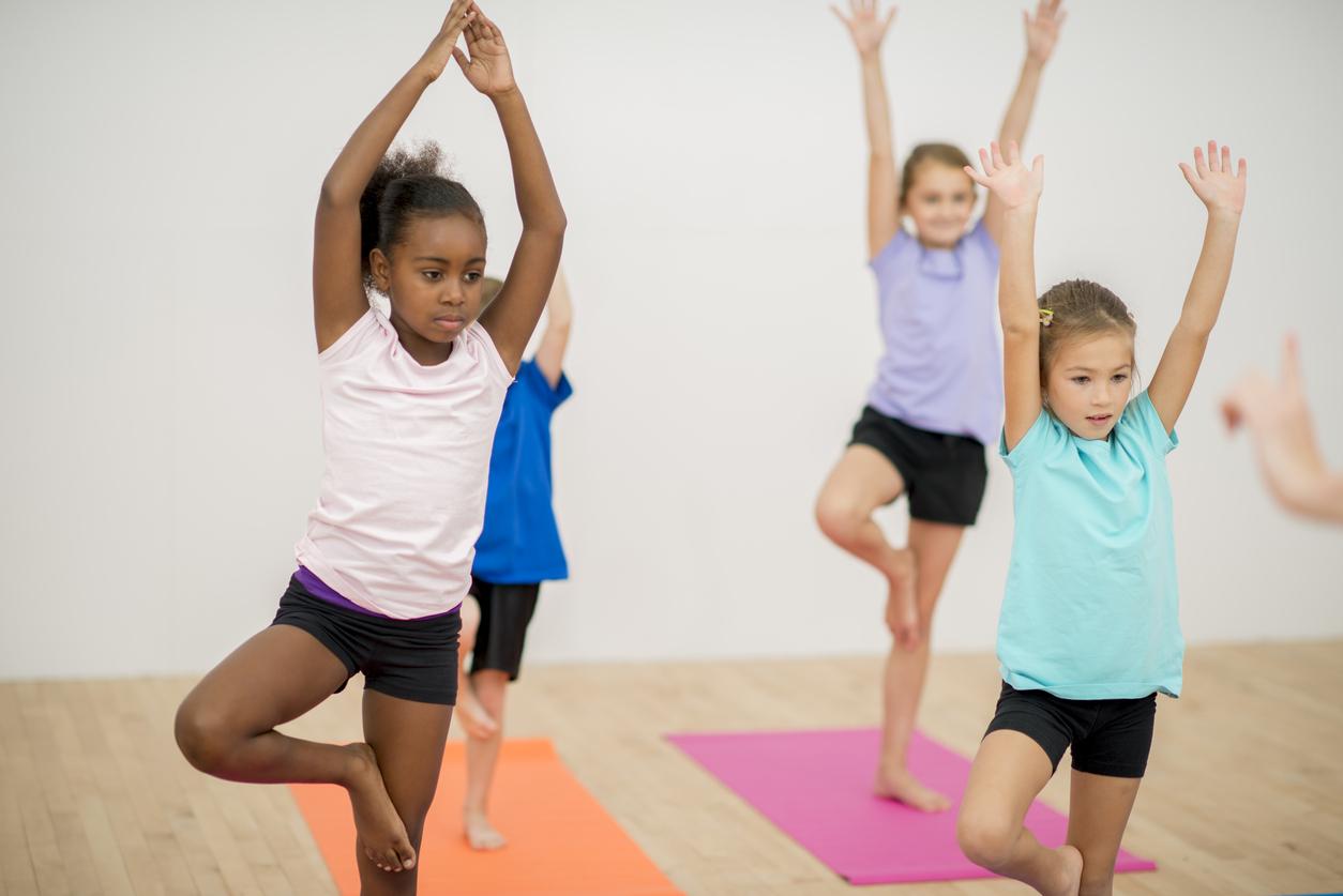 Yoga For School Kids Yogaglo