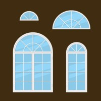 4 Window Treatment Ideas for Arched Windows