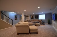 Design Ideas for Basement Finishing & Remodeling in Novi