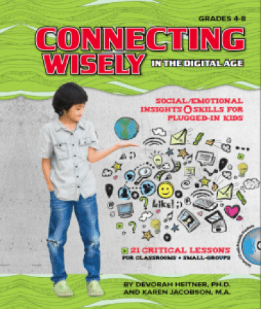 Digital Citizenship Curriculum, Internet Safety