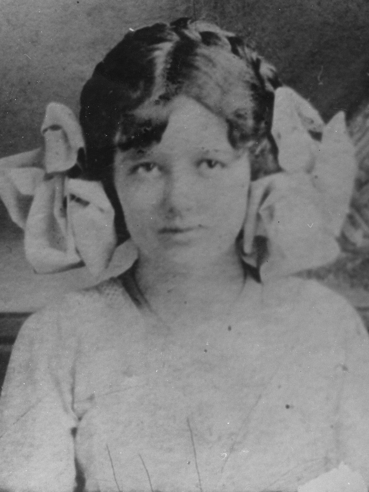 13-year -old Mary Phagan as pictured in the press