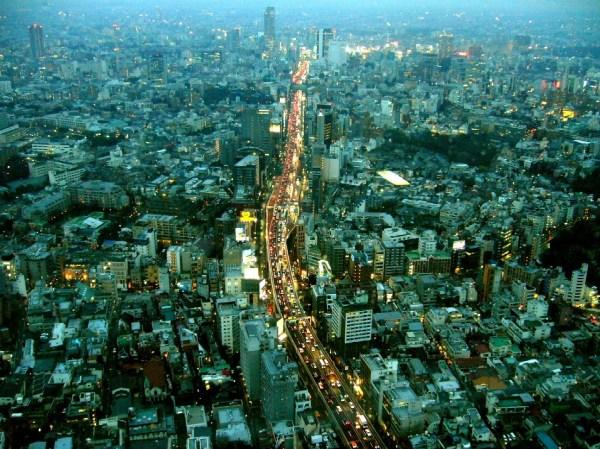 Tokyo Nouvelles De La Tropole Froide