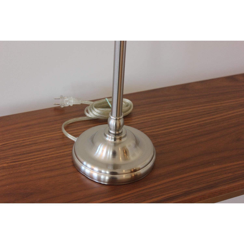 Pottery Barn Adair Bedside Lamp Pair Aptdeco