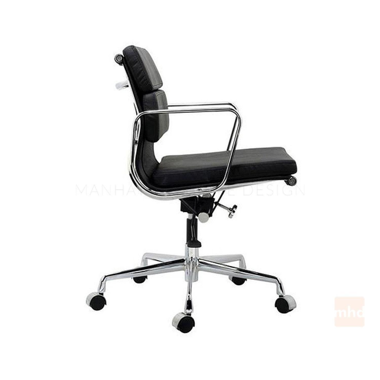 eames office chair replica swivel no wheels soft pad management aptdeco 3