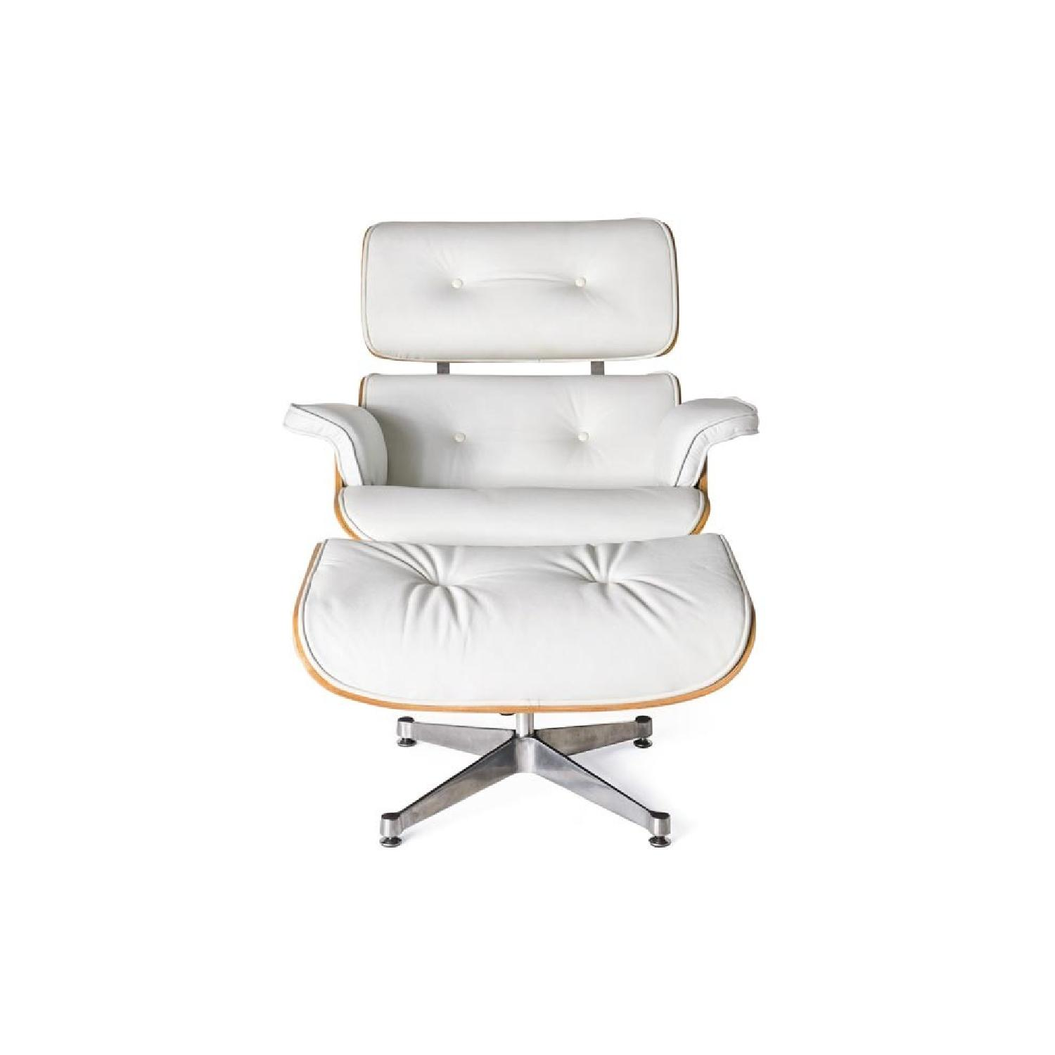 white eames lounge chair replica infinity it 8500 massage in aptdeco