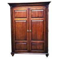 Transitional Home Office Armoire - AptDeco